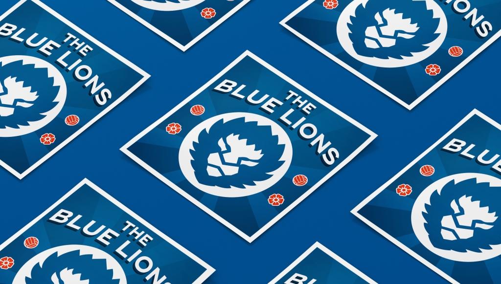 The Blue Lions
