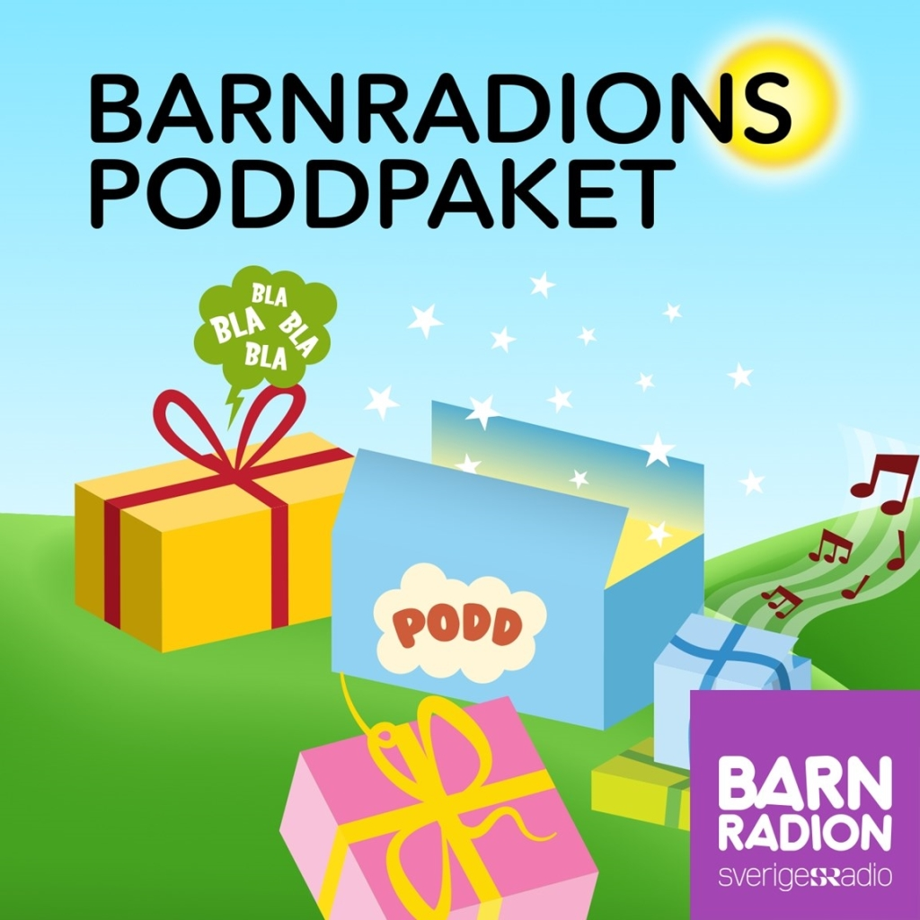 Barnradions poddpaket