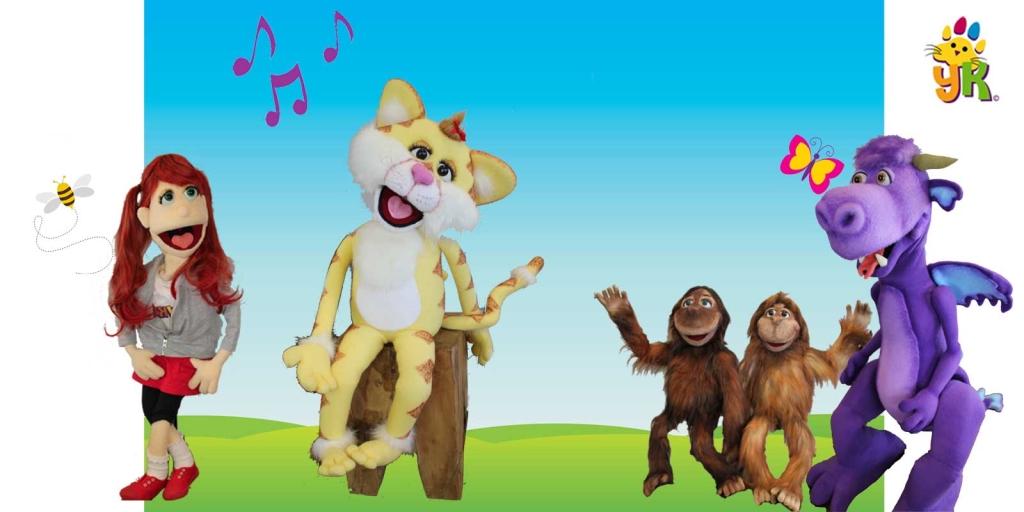 The YellowKat Children's Show