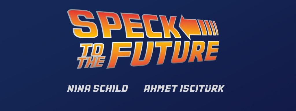 Speck to the Future