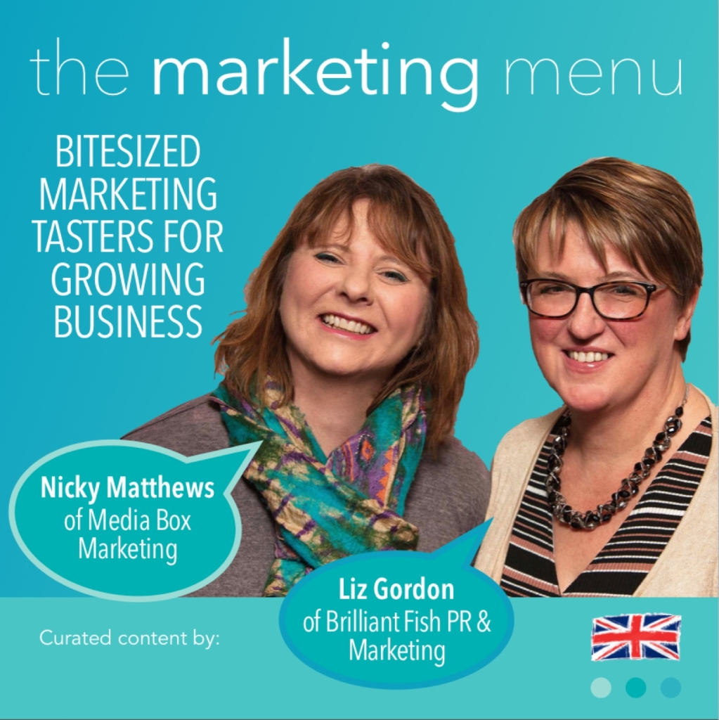 The Marketing Menu