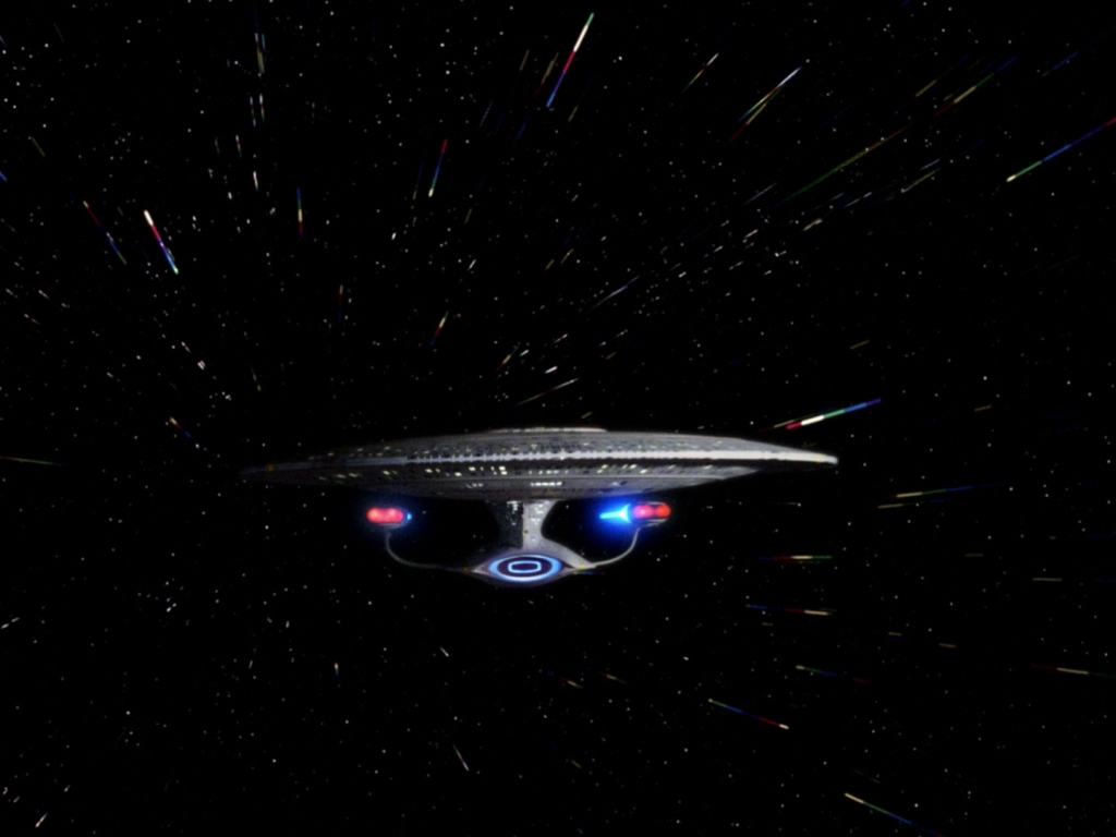 Hailing Frequencies: A Star Trek - The Next Generation Podcast