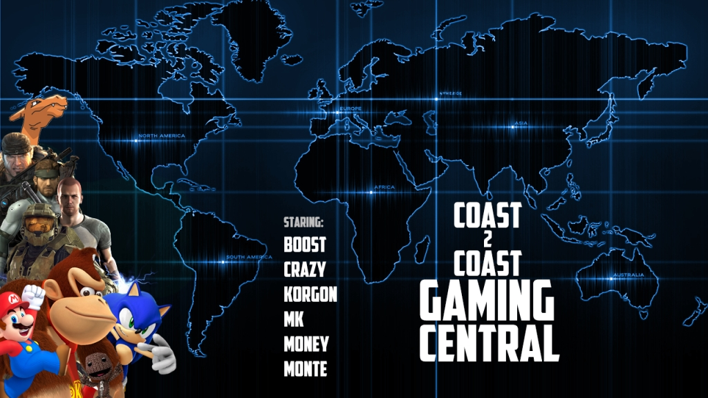 Coast 2 Coast Gaming Central Podcast