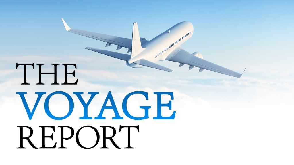 The Voyage Report podcast
