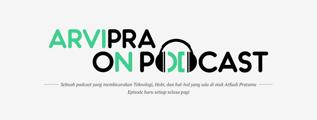 Arvipra on Podcast