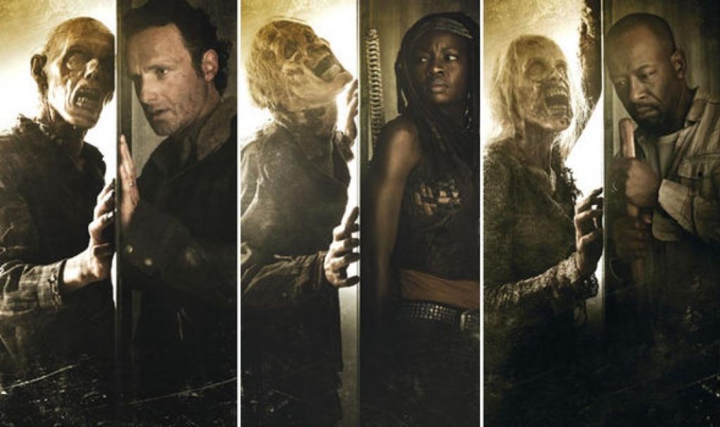 Walking Dead: Talking about Walkers