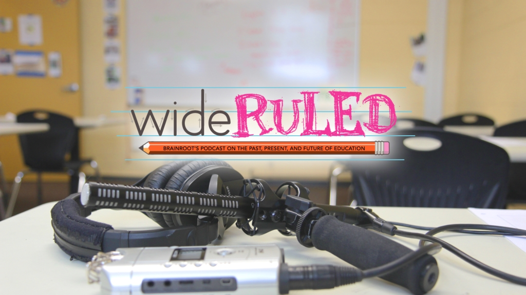 Wide Ruled Podcast