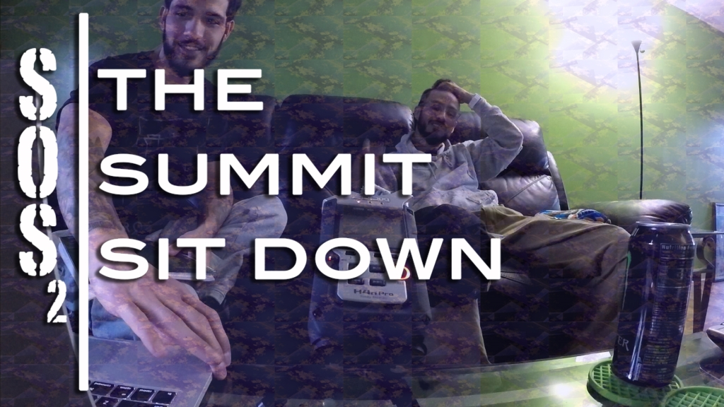 SOS2: The Summit Sit Down