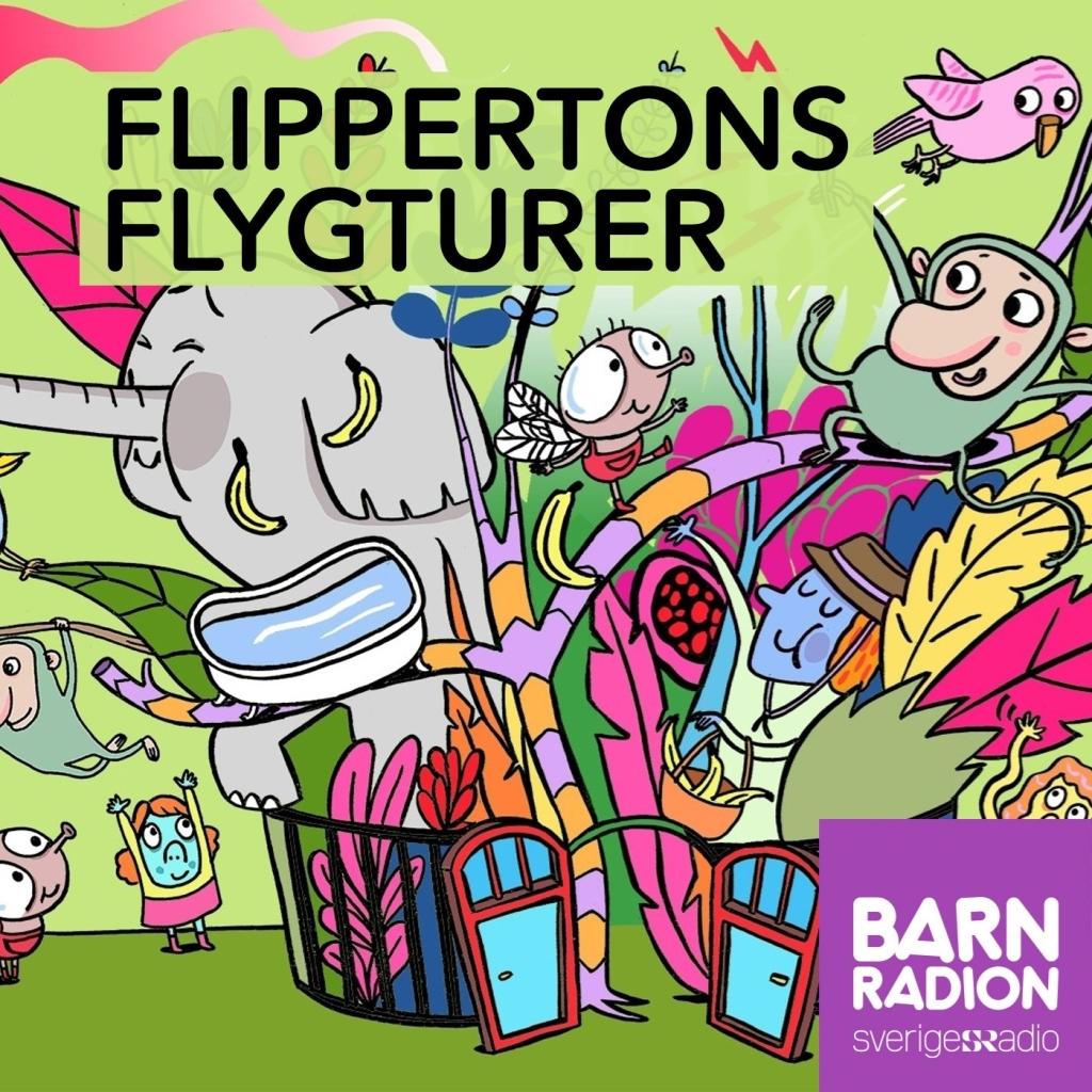 Flippertons flygturer
