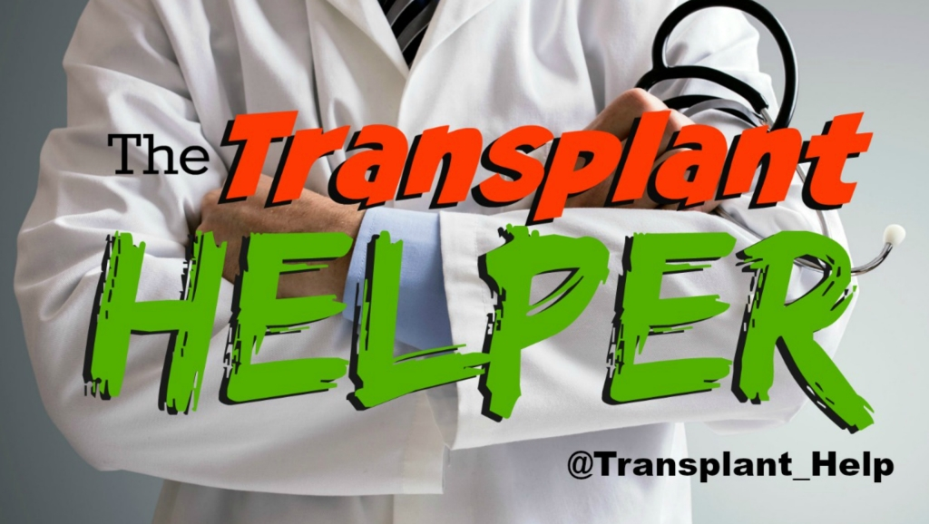 The Transplant Helper