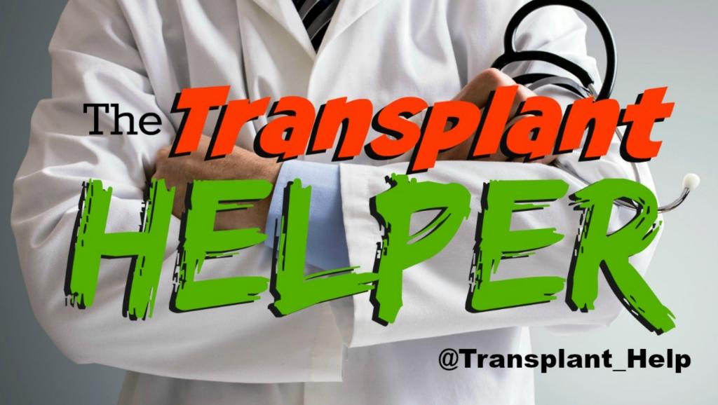 The Transplant Helper