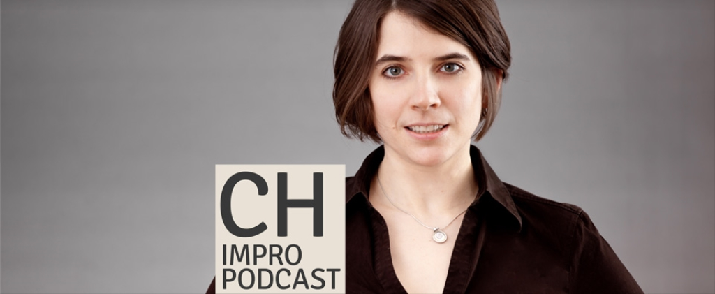 Impro Podcast  Claudia Hoppe