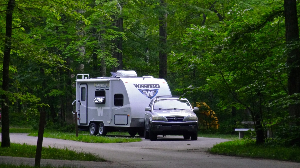 Living The RV Dream with Traveling Robert