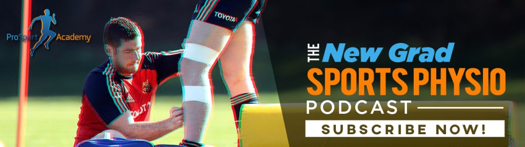 The New Grad Sports Physio Podcast