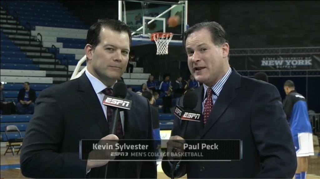 Sylvester & Peck on Sports