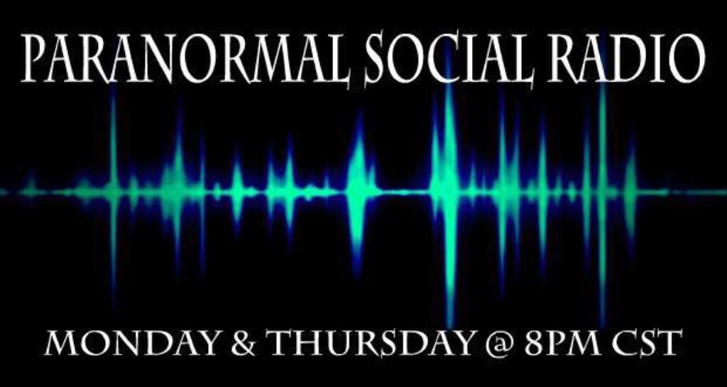 Paranormal Social Radio
