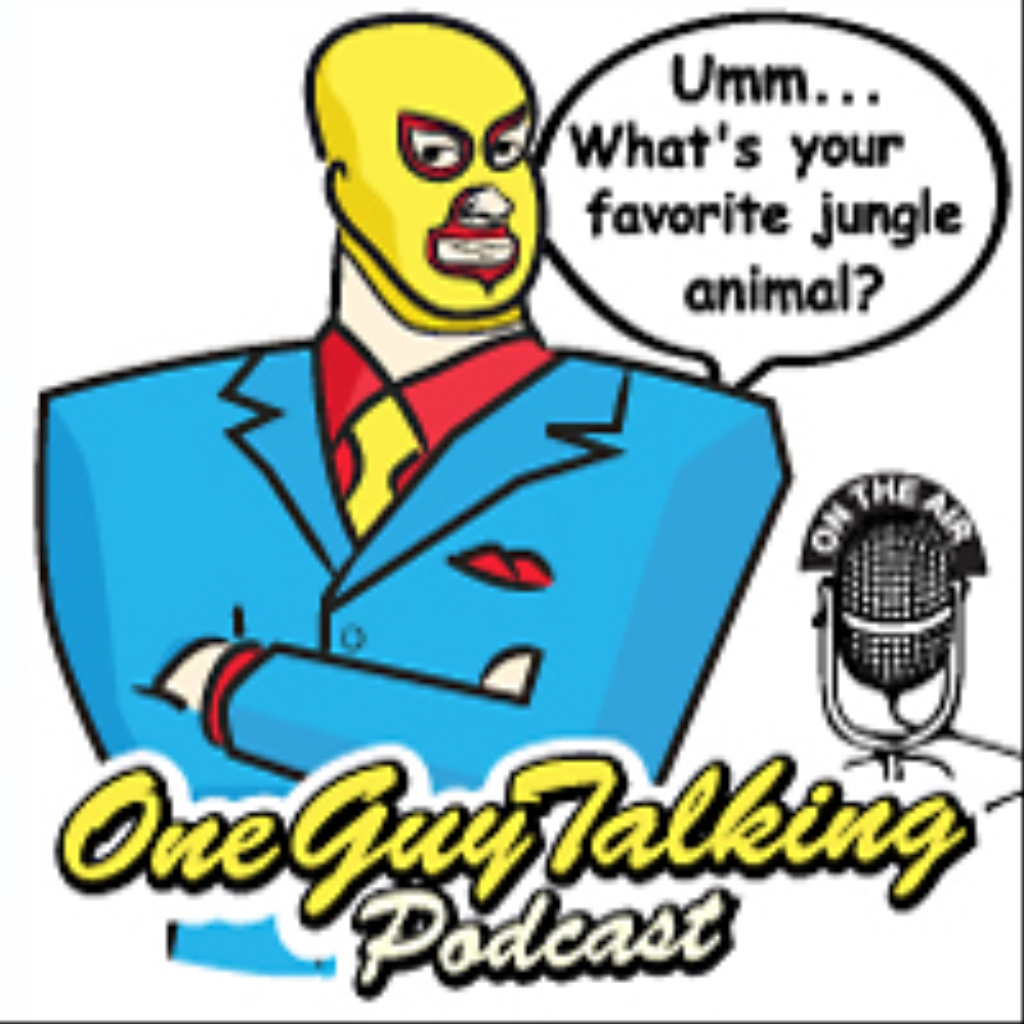 The One Guy Talking Podcast