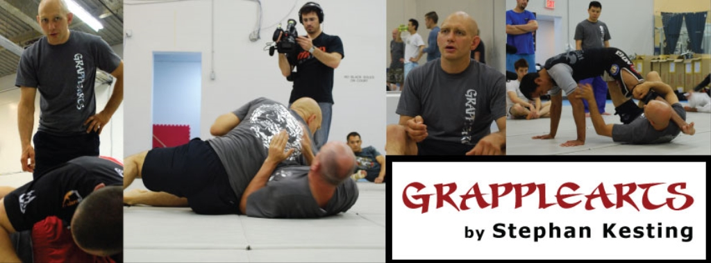 Grapplearts Radio Podcast: All Things BJJ, MMA and Submission Grappling