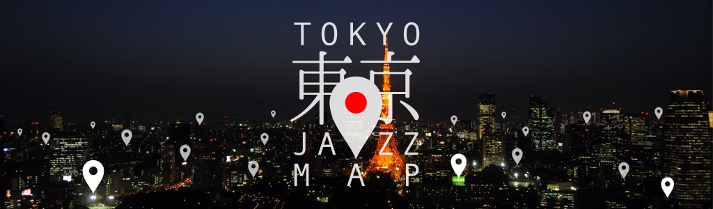 TOKYO JAZZ MAP