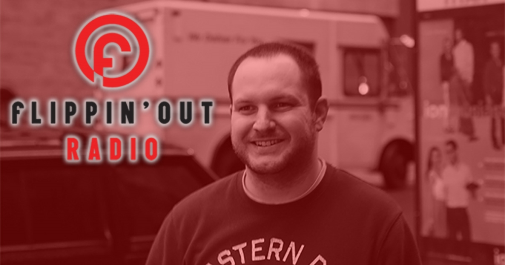 Flippin' Out Radio on the Radio Misfits Podcast Network