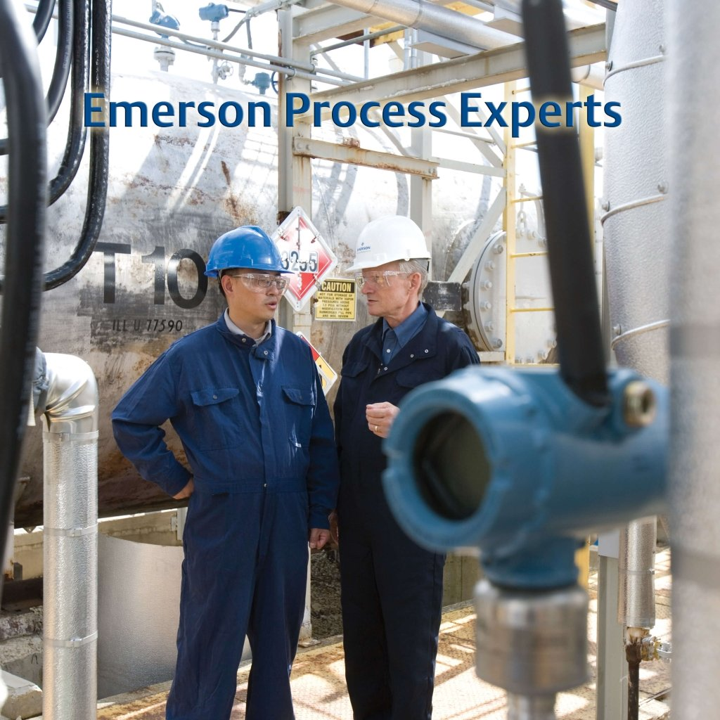 Emerson Process Experts