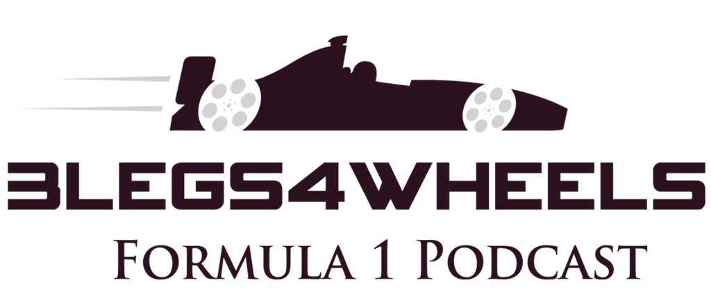 3 Legs 4 Wheels Formula 1 podcast
