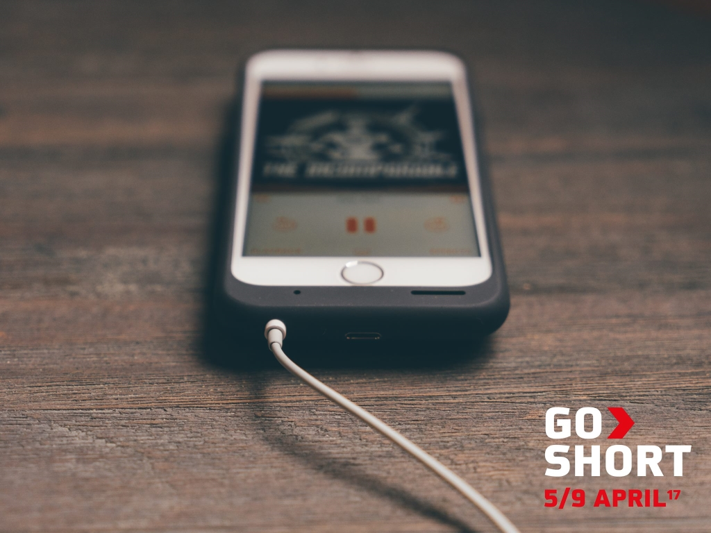 Go Audio - de audiokrant van Go Short