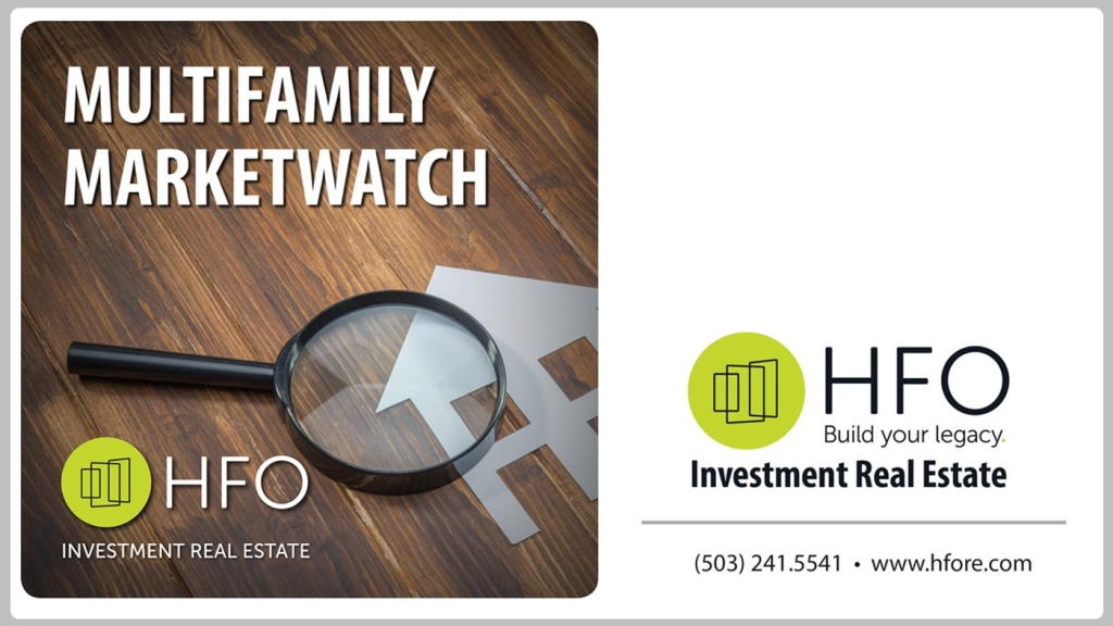 Multifamily Marketwatch