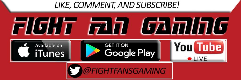 Fight Fan Gaming