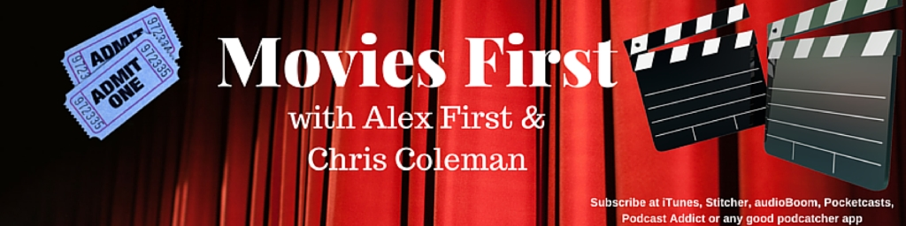 Movies First with Alex First