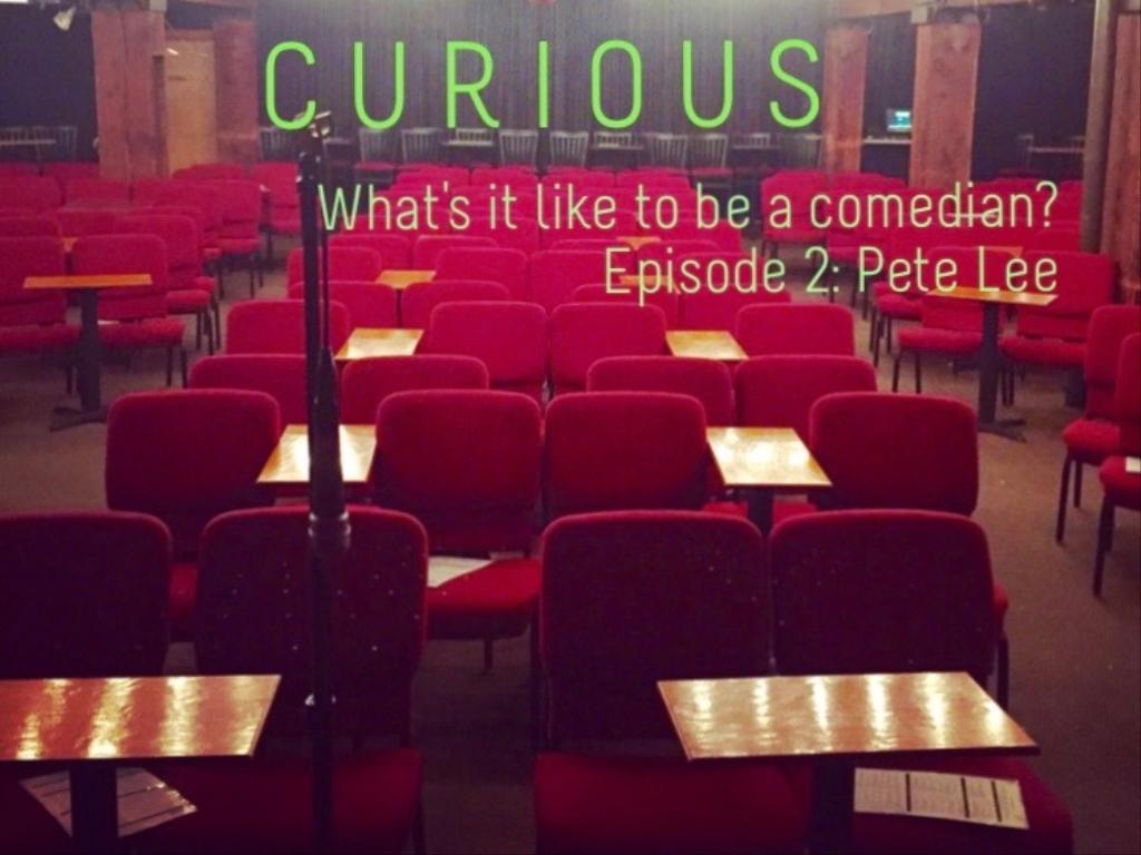 Curious Podcast Show