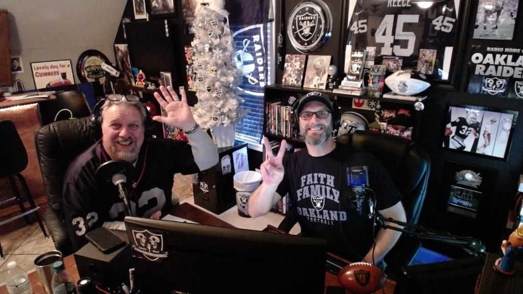 Raiders Fan Radio