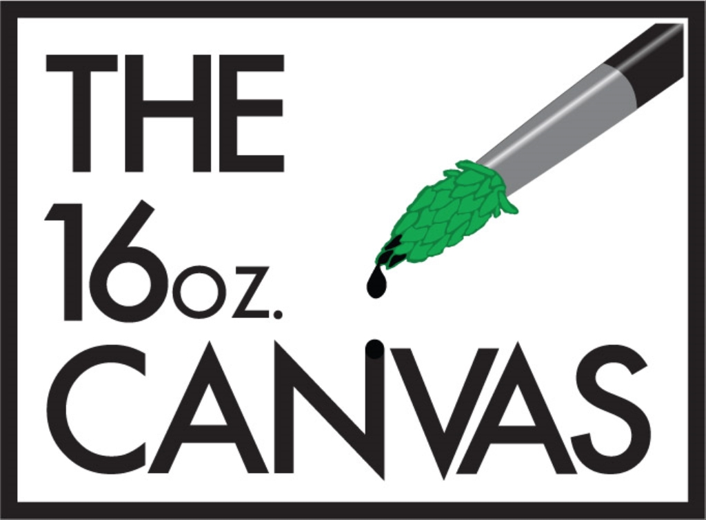 The 16oz. Canvas - the Art of Craft Beer