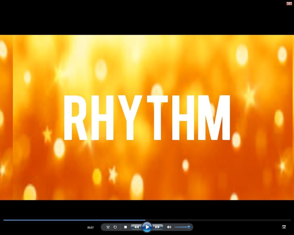 Truth in Rhythm