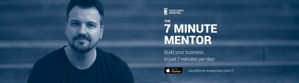 The 7 Minute Mentor