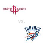 Houston Rockets at Oklahoma City Thunder