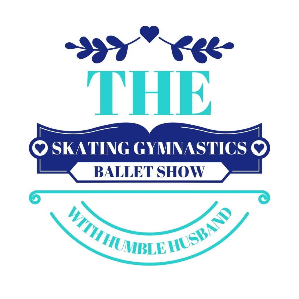 the gymnastics skating ballet show