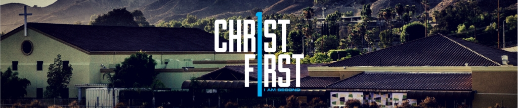 Christ First Student Ministry