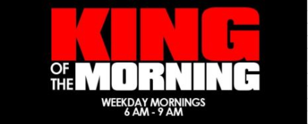 King of the Mornings with Sean King and Stephanie De Witt