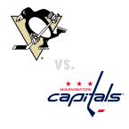 Game 2: Pittsburgh Penguins at Washington Capitals