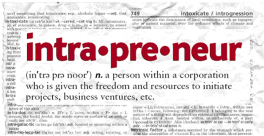Intrapreneur Empire