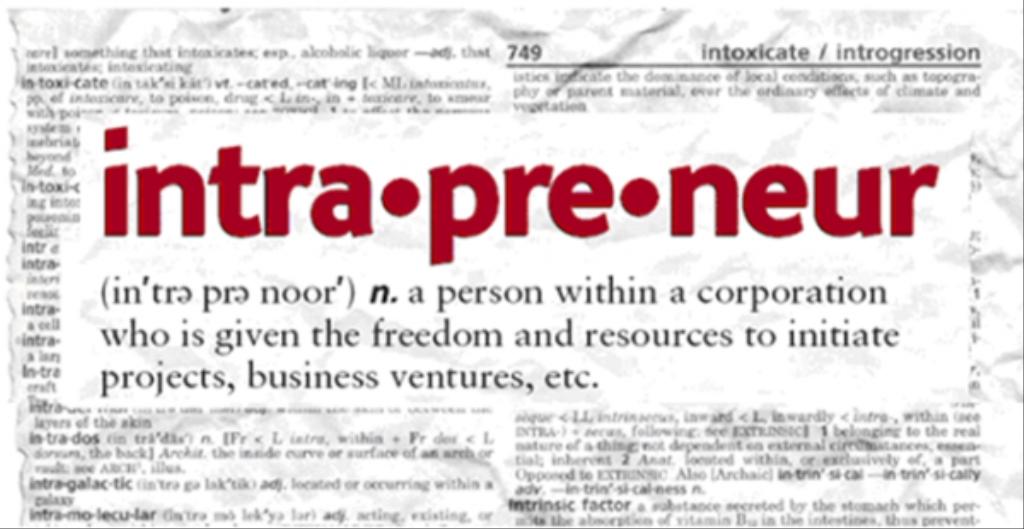 Intrapreneur Empire