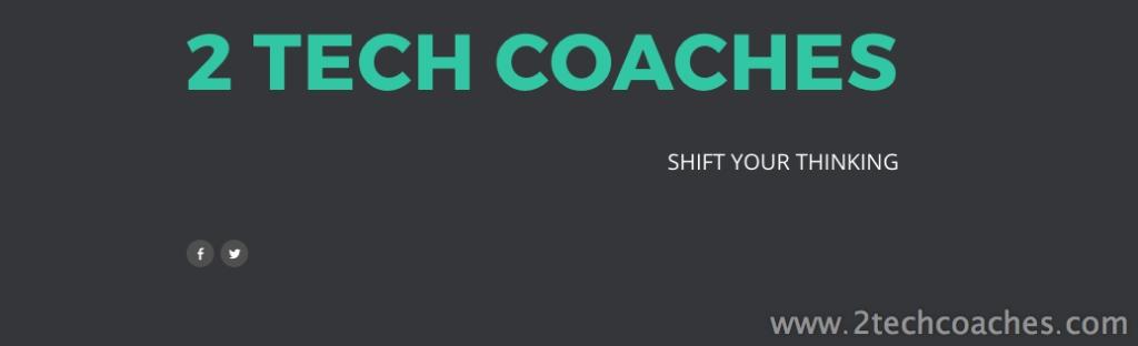 2 Tech Coaches & A Microphone