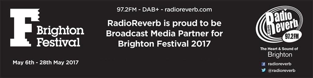 Brighton Festival 2017 Radio Show