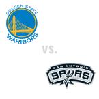 Game 4: Golden State Warriors at San Antonio Spurs