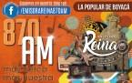 Emisora Reina de Colombia 870 AM
