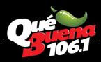 KVTR Que Buena 106.1