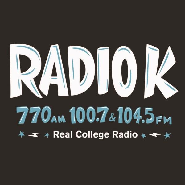 Radio K - KUOM, 770 AM, Minneapolis, MN | Free Internet