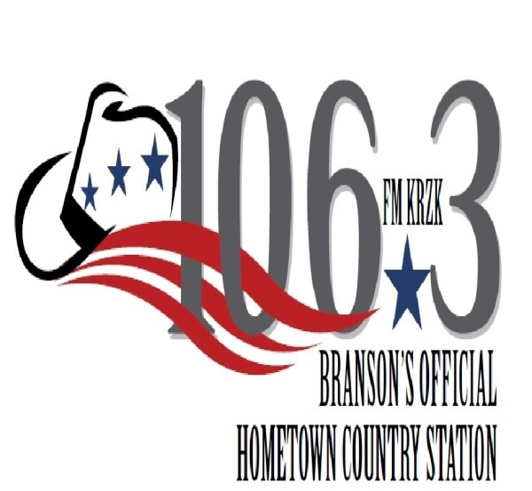 Branson's Official Hometown Country Station, KRZK 106 3 FM