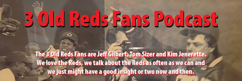 The 3 Old Reds Fans Podcast